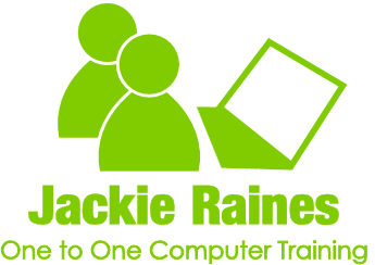Jackie Raines Computer Training and Computer Lessons in Kent